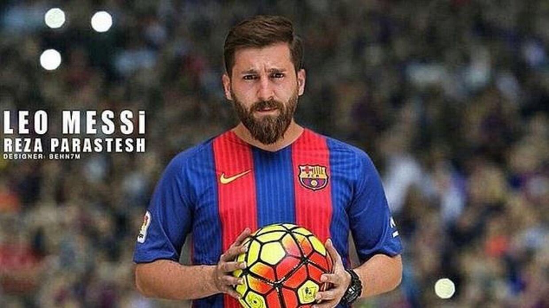 Den falske Messi.
