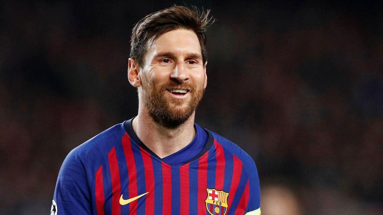 Den ægte Messi.