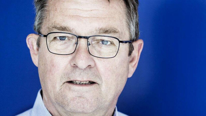 Bent Jensen er ejer og administrerende direktør i Linak. Han er fotograferet på Linak.