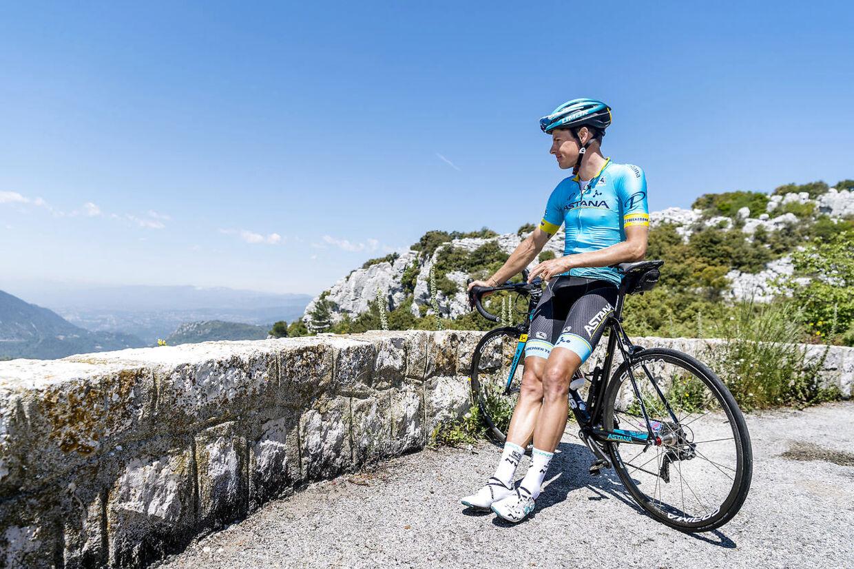 Jakob Fuglsang bytter vejene i Monaco ud med landevejene i Struer.
