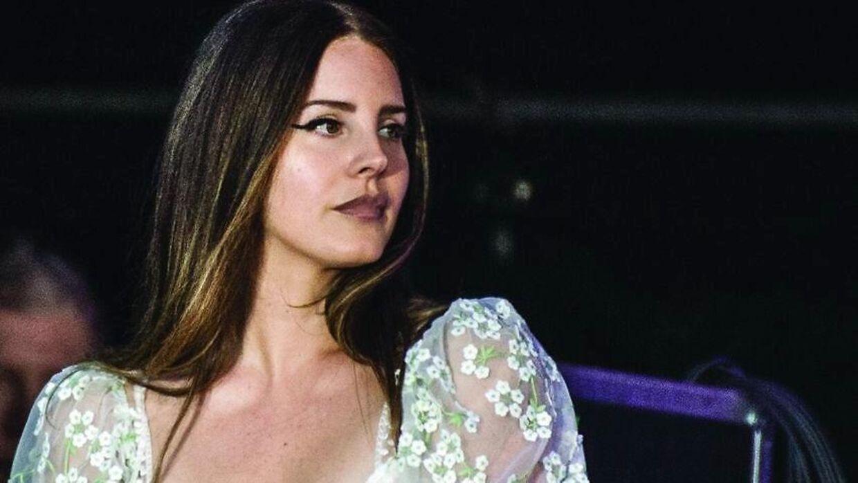 Lana Del Rey på Tinderbox.