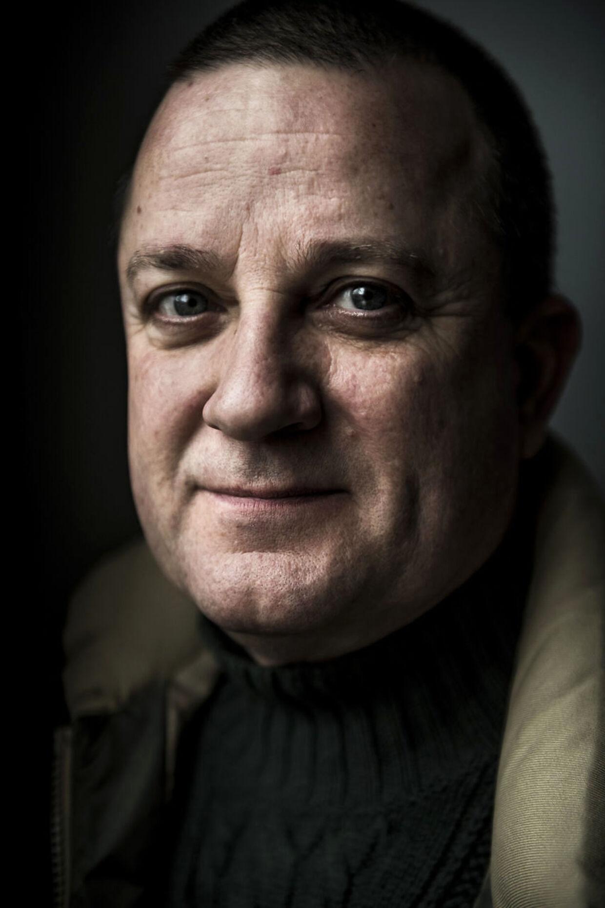 Portræt af tidligere PET-chef Jakob Scharf, som har anket sin dom for brud på tavshedspligen i bogen Syv år for PET. Indtil videre er han eneste tidligere vestlige efterretningschef, der idømt fængsel.