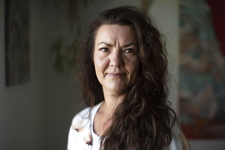 Mary Jane Williams fra Randers måtte vente 996 dage på, at den unge mand, der krænkede hende seksuelt, blev dømt.
