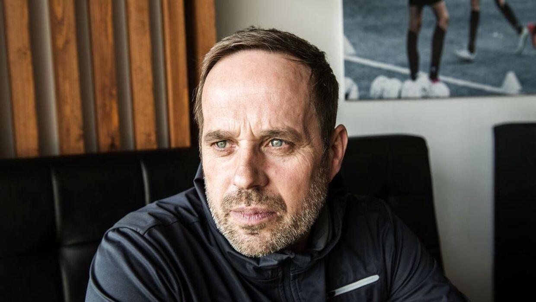 Carsten V. Jensen.