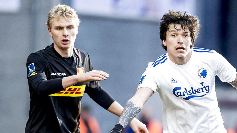 Victor Nelsson skifter efter al sandsynlighed til FC København.