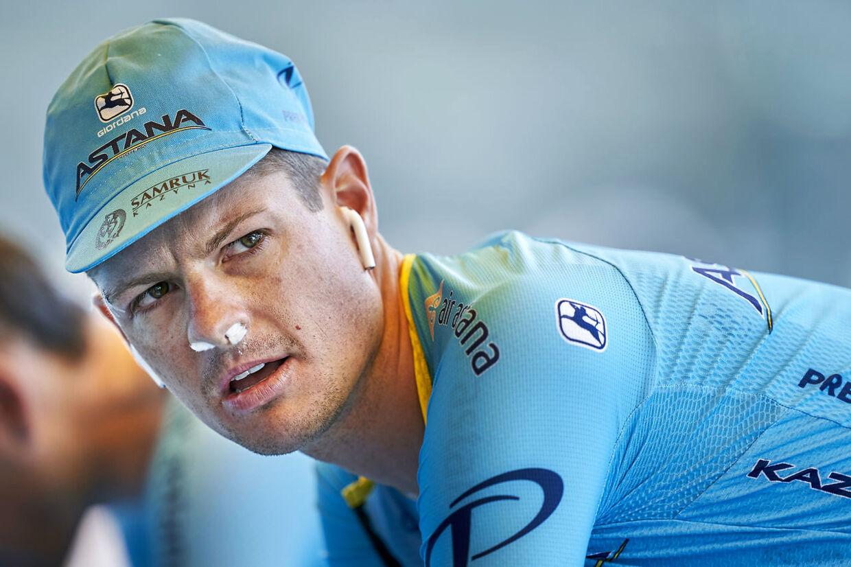 Jakob Fuglsang leverer her sin eksklusive klumme til B.T. efter anden etape i Tour de France.