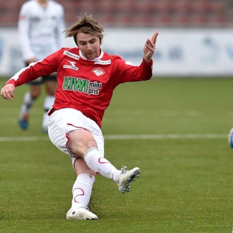 Lige siden barnsben har Kim André Nielsen været aktiv i flere lokale fodboldsklubber.