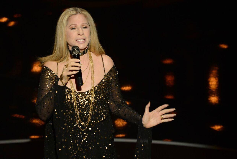 ARKIVFOTO af Barbra Streisand fra 2015.