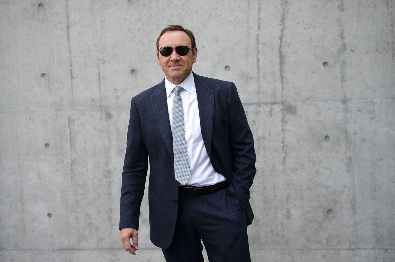 Kevin Spacey er anklaget for sex-overgreb. Men sagen imod den 59-årige stjerne fra bl.a. 'House of Cards' går godt – for Spacey.
