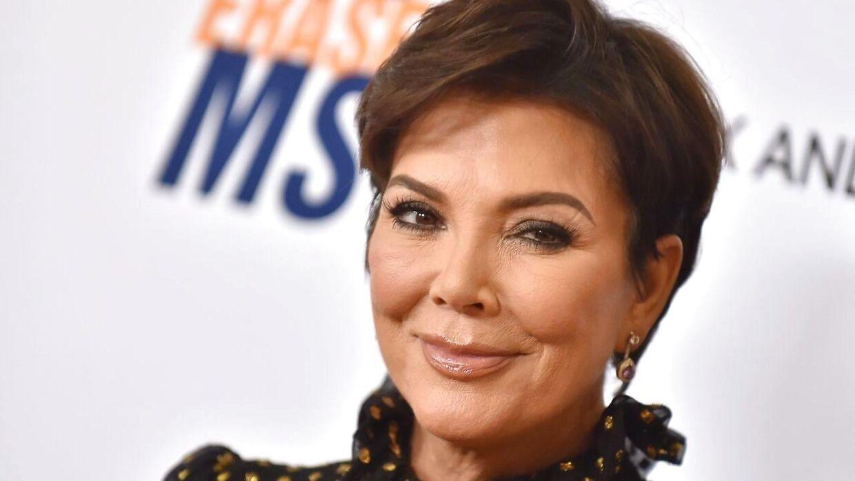 TV-personligheden Kris Jenner, der nok er bedst kendt som overhoved i Kardashian/Jenner-familien.
