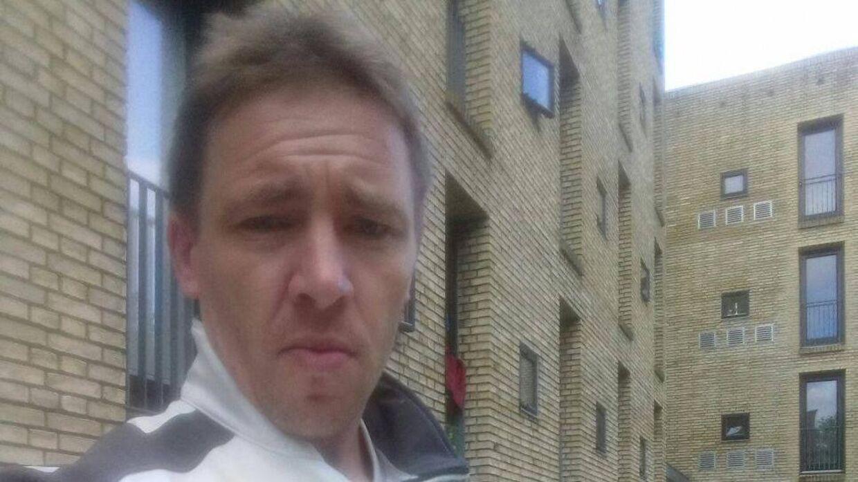 Lars Mørk Petersen fik et chok, da han tog en bid af sin dagmartærte.