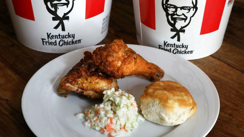 Kentucky Fried Chicken (KFC) er kendt for sine hot wings.