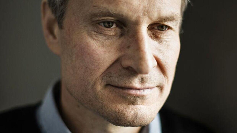 ARKIVFOTO af kok og iværksætter Claus Meyer.