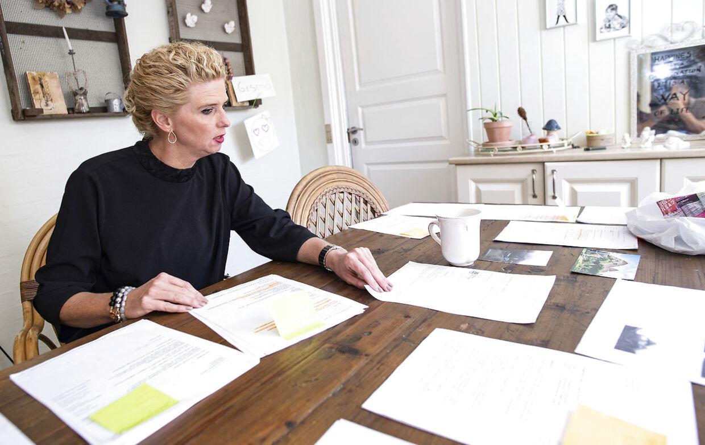 »Hvis bare man laver åbenlyse ulovligheder, så ender det åbenbart med, at man ligefrem bliver belønnet for det og får hele 'svineriet' til sin egen fordel. Den slags hører da ikke hjemme i et retssamfund,« siger Dorthe Schandorff.