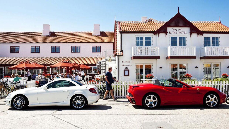 Skatter og afgifter på luksusbiler er et fokusområde hos Motorstyrelsen, når de i uge 29 tager til Gl. Skagen til den såkaldte Hellerup-uge.