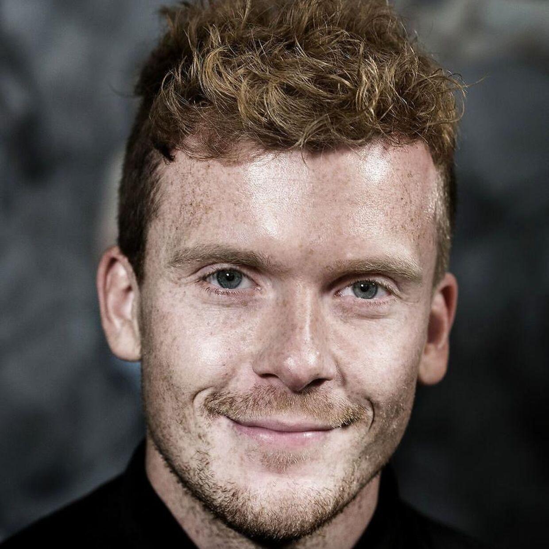 Morten Hee Andersen skal også spille med i DR's nye serie 'Fred til lands'.