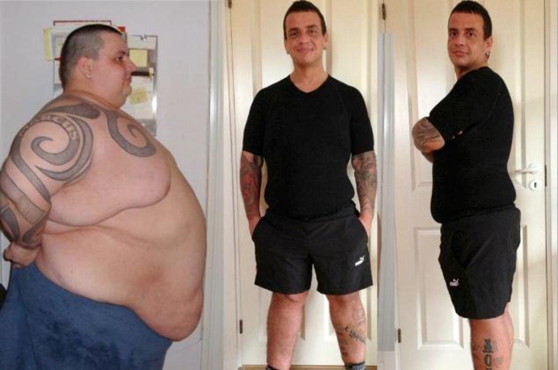 Jesper Skovshoved tabet 140 kilo i TV3 programmet 'Ekstremt fed'