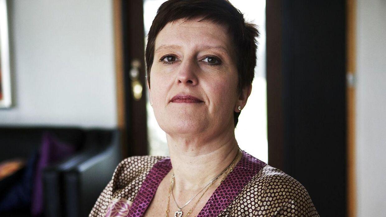Vibeke Manniche, forfatter og læge.