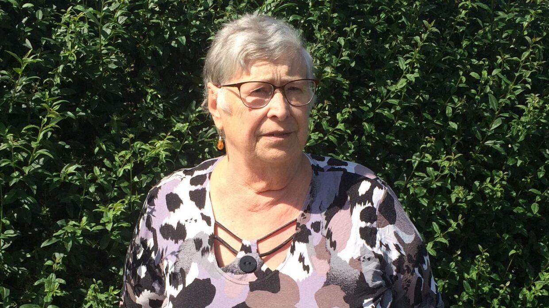 Anne-Marie Kristoffersen.