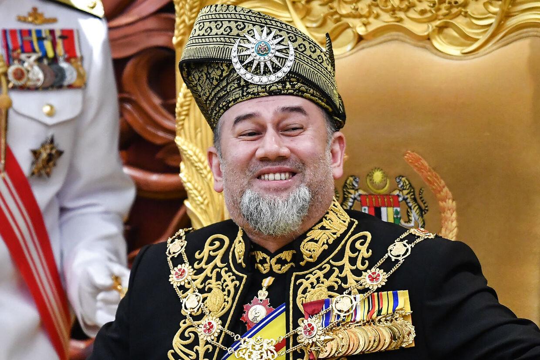 Malaysias tidligere konge Sultan Muhammad V er angiveligt blevet skilt