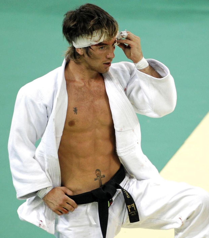 Craig Fallon ved OL i Beijing.
