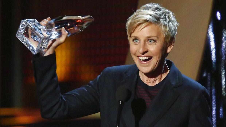 Ellen DeGeneres har vundet adskillige priser for sit virke.