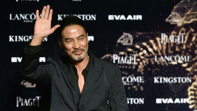 Hong Kong-skuespiller Simon Yam.