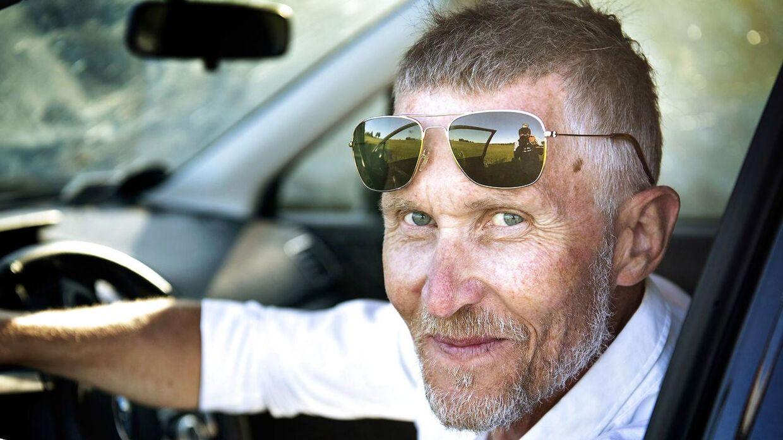 Tidligere cykelrytter og nuværende sportsdirektør Brian Holm skriver klummer i B.T. under årets Tour de France.