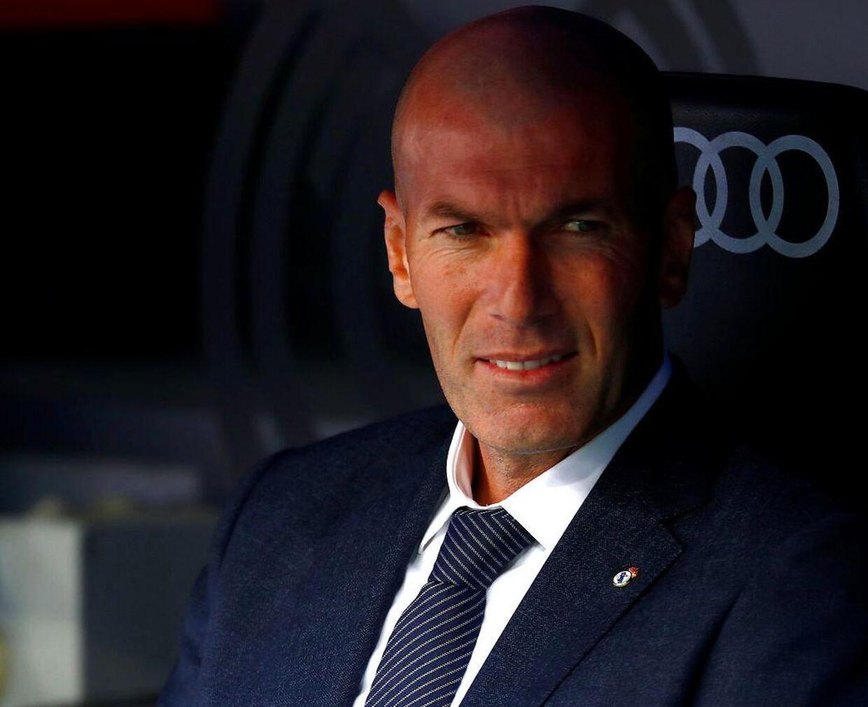 Zidane vil meget gerne af med Gareth Bale.