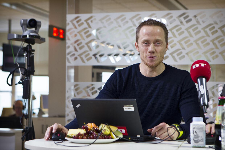 Træningsfysiolog og vært på TV3-programmet Ekstremt fed, Henrik Duer