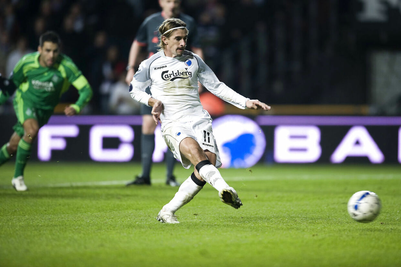 Cesar Santin har spillet i Brasilien, Danmark, Cypern og Sverige.