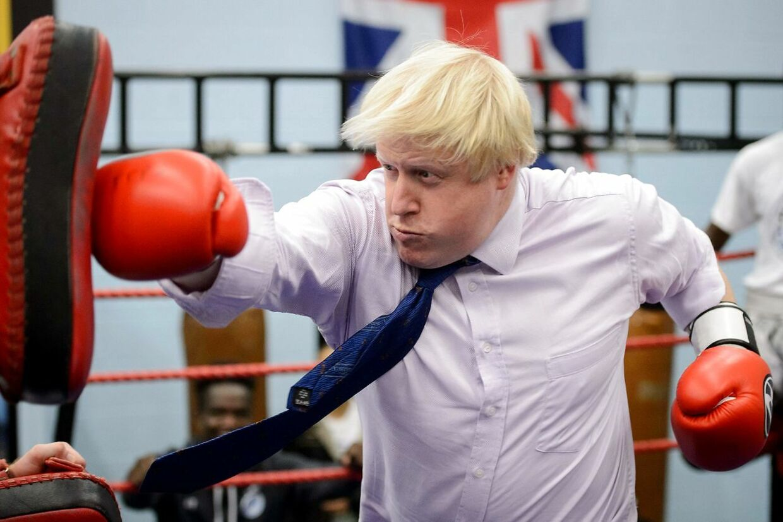 Boris Johnson har sat sig på magten i Storbrittannien.