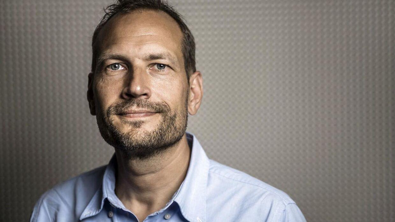 Martin Thorborg.