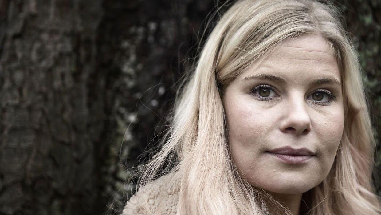 29-årige Sofie Linde finder det ubehageligt, at hun igen misbruges i reklamer.