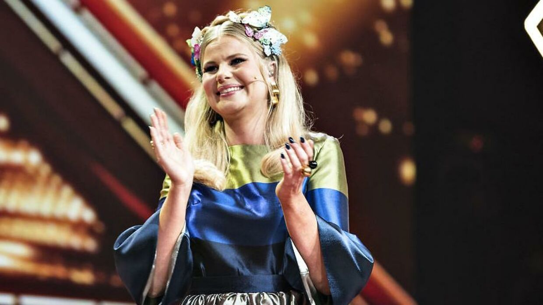 Sofie Linde er bedst kendt som vært på X Factor.