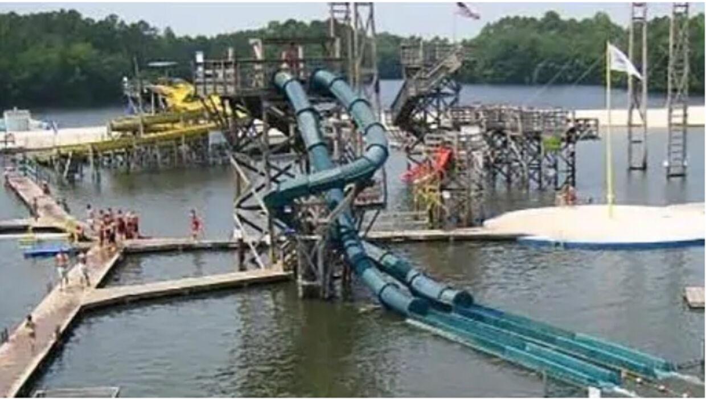 Fantasy Lake Water Park, hvor manden fik amøben op i næseboret.