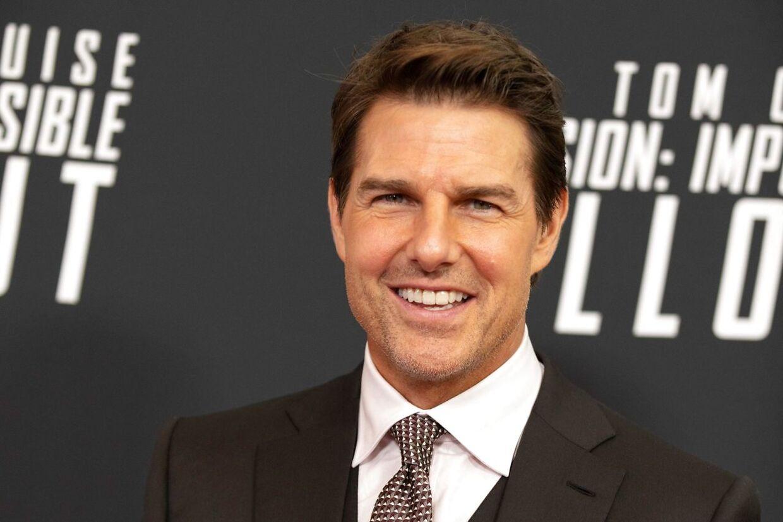 Tom Cruise 57 år.