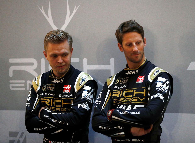 Nærmest samtlige eksperter peger på, at Kevin Magnussen og Romain Grosjean ikke er holdkammerater næste år.