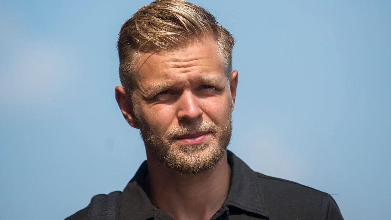 Danske Kevin Magnussen kendte Jean-Paul Driot.