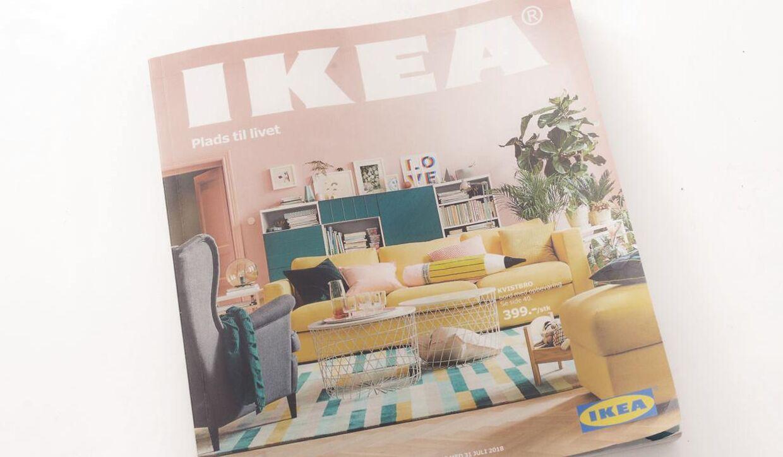 IKEAS trykte katalog bliver nu kun tilgængeligt digitalt.