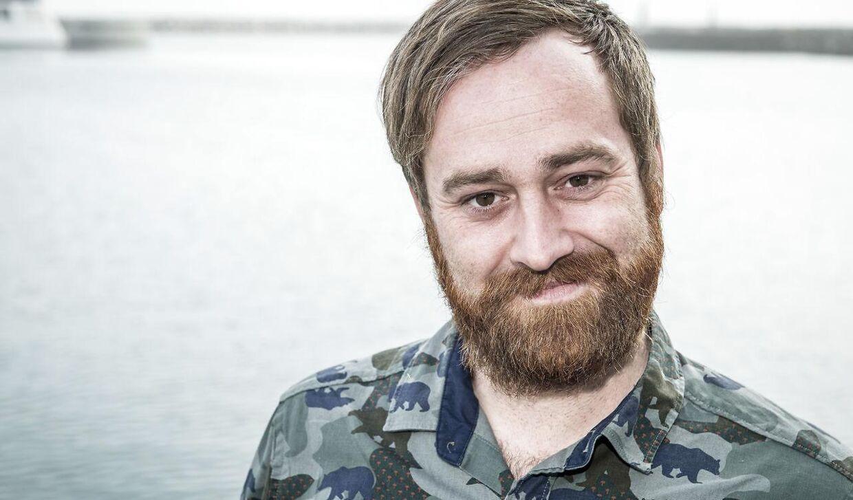 Benjamin Hav havde glædet sig til at møde Gorm Wisweh i 'Go' morgen Danmark'. Nu må de mødes på Smukfest.