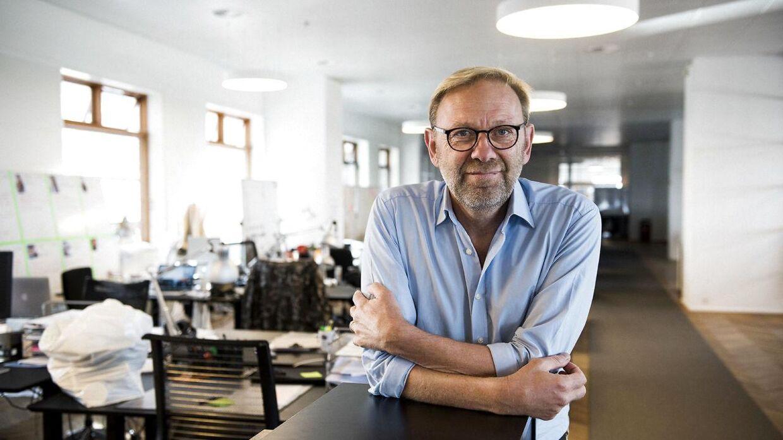 Michael Dyrby, ansvarshavende chefredaktør, B.T..