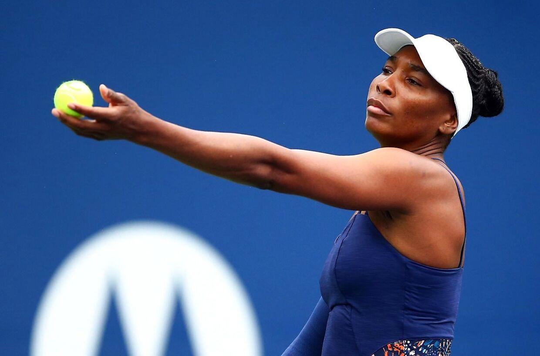 Selvom resultaterne ikke er så gode som tidligere indkasserer Venus Williams, billedet, en god årsløn.