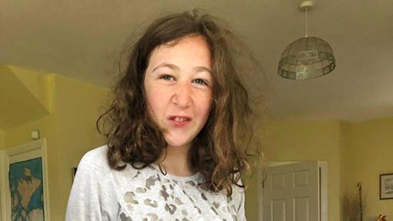 15-årige Nora, som er forsvundet i Maylaysia.
