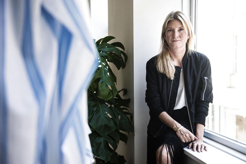 Designere Charlotte Eskildsen har også sammen med sin mand succes med firmaet 'Designers Remix.'