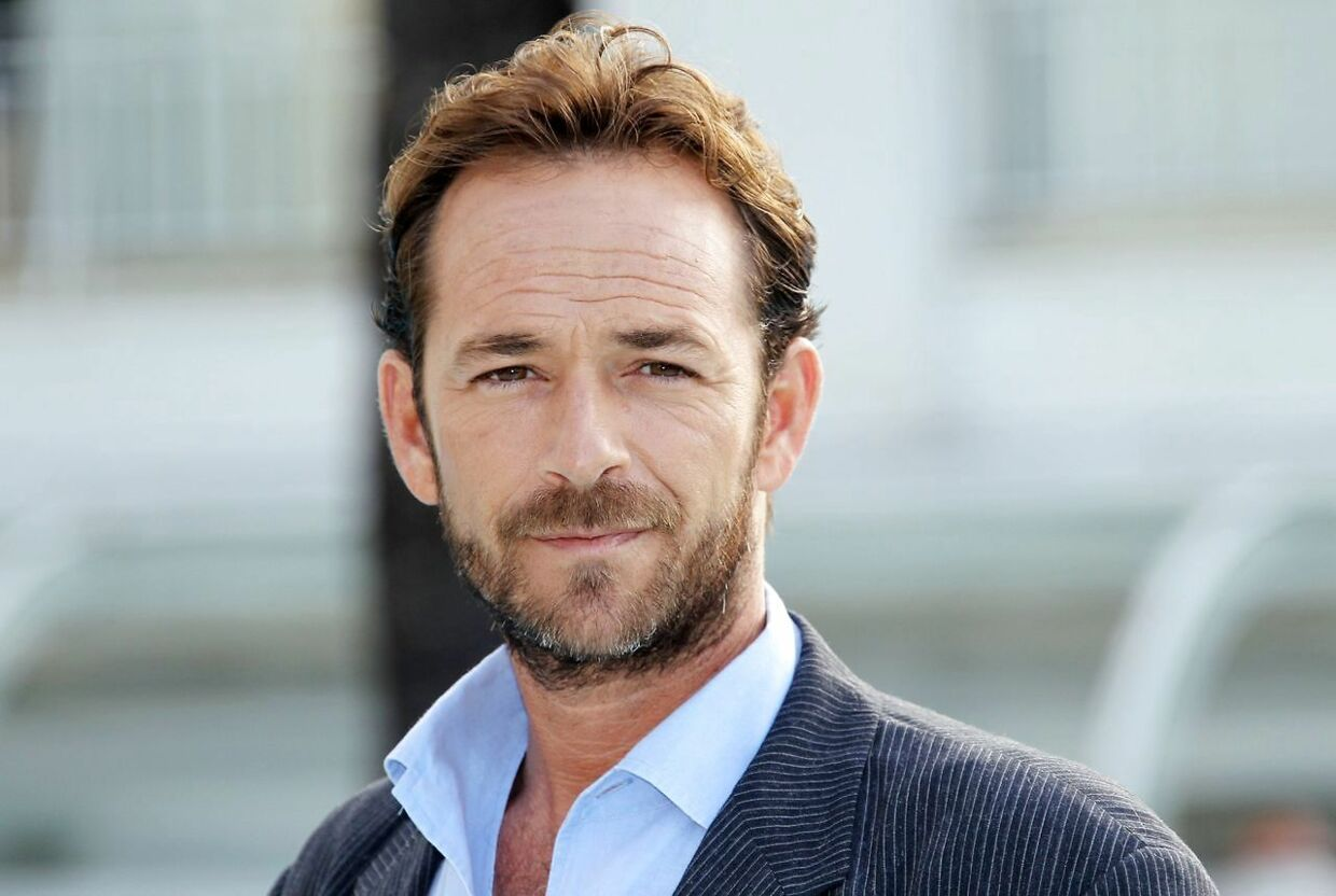 Luke Perry. (Foto: Scanpix)