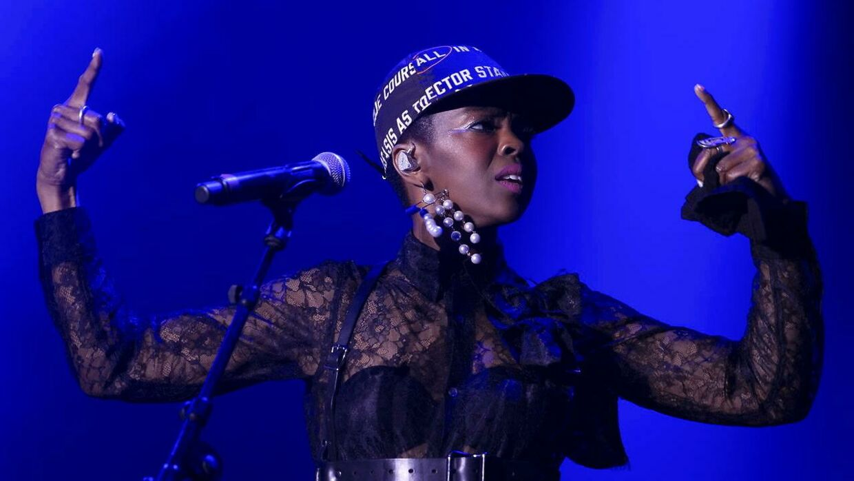 Lauryn Hill kom for sent til Fredags Rock