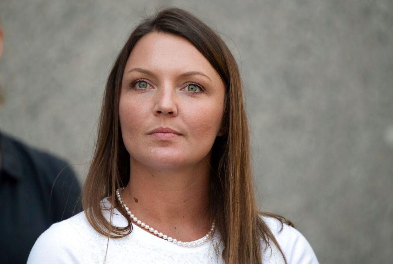 Courtney Wild er blandt de kvinder, der anklager Epstein for at have begået overgreb mod hende, da hun var mindreårig. Arkivfoto