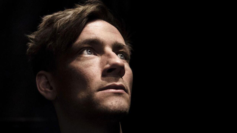 ARKIV: Portræt af skuespilleren Esben Smed. Fotograferet i teatret Republique.