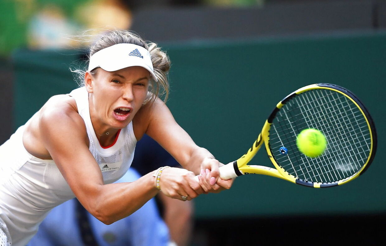 Caroline Wozniacki falder på ranglisten.